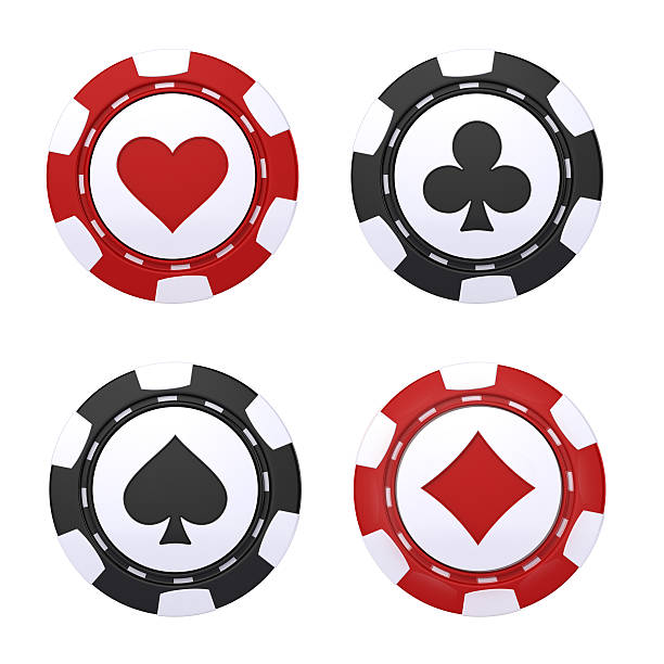 Casino-Chips – Foto