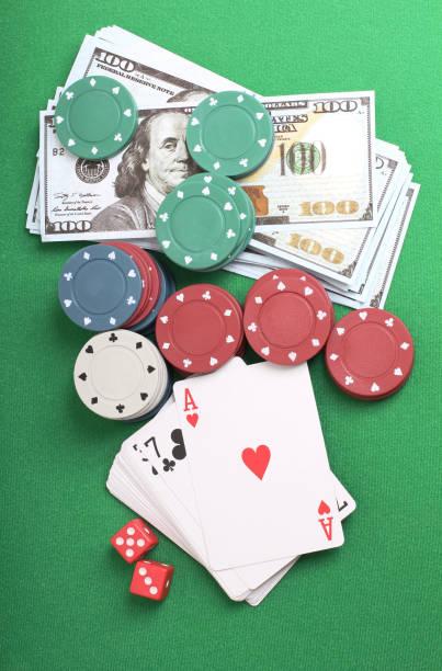 Casino chips – zdjęcie