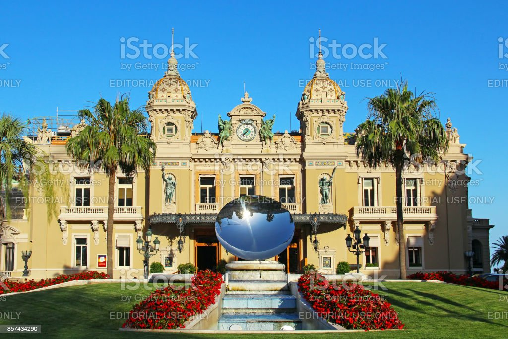 Casino De Monte Carlo >> Casino De Montecarlo Monaco Stock Photo Download Image Now