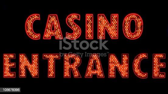 Casino Entrance Las Vegas/ The Strip