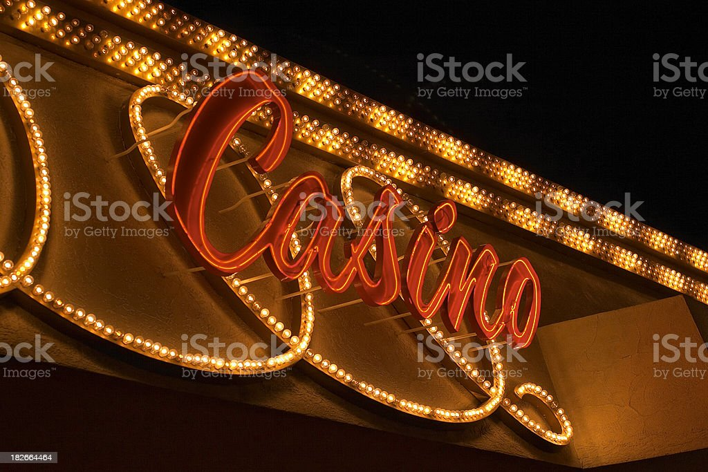 Casino II royalty-free stock photo