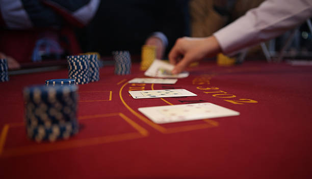 casino - black jack bildbanksfoton och bilder