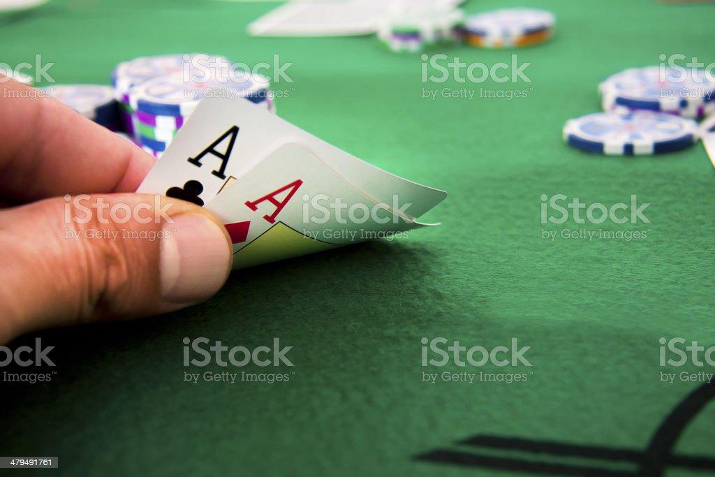 casino stock photo