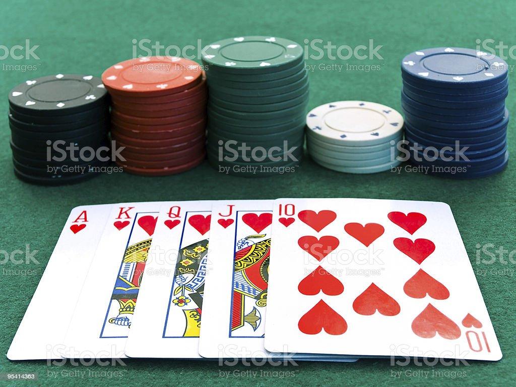 casino Lizenzfreies stock-foto