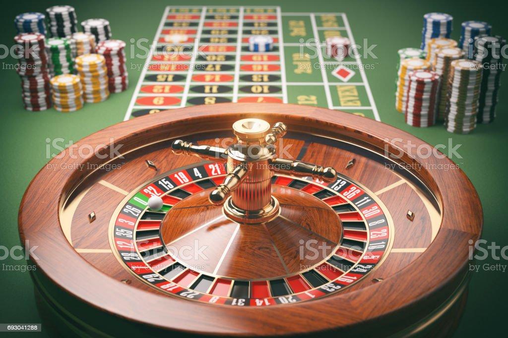 Casino With Wheel