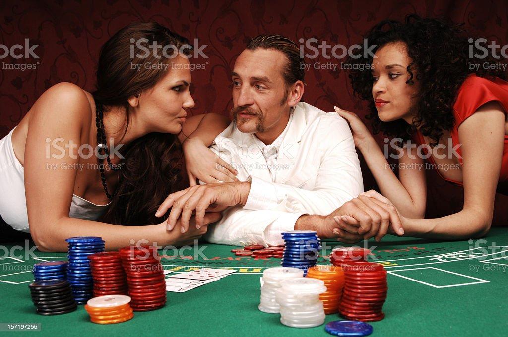 casino serie stock photo