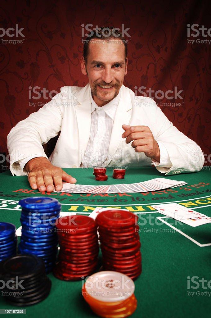 casino serie royalty-free stock photo