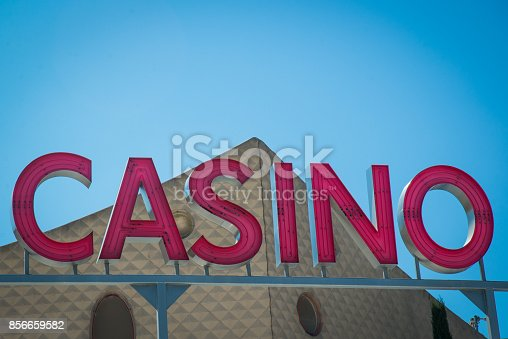 istock casino sign 856659582