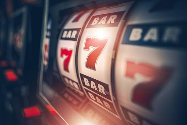 Casino Slot Games Playing - Photo