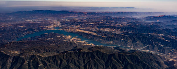 castaic lake - dally stock pictures, royalty-free photos & images