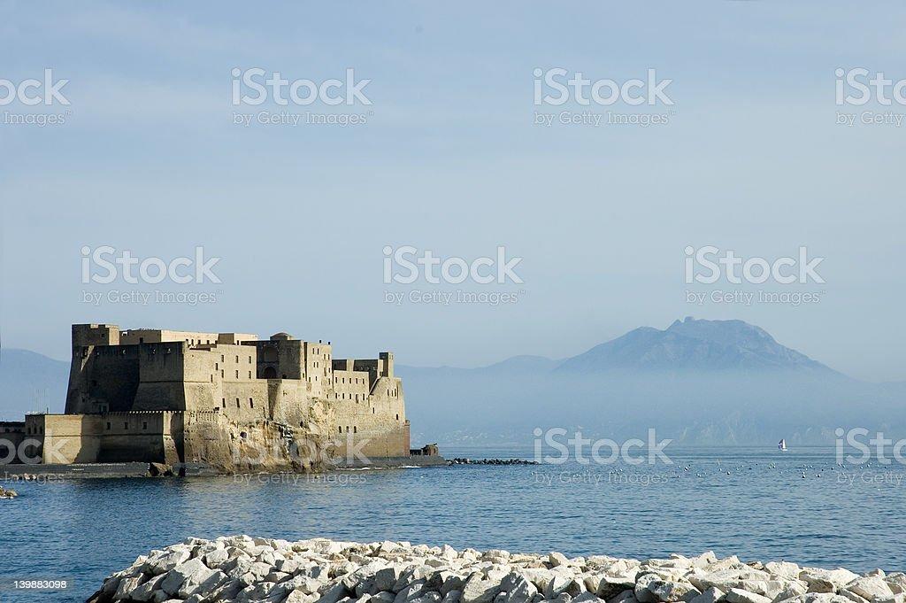 Castel 1 stock photo