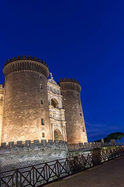 Castel Nuovo in Neapel, Italien – Foto