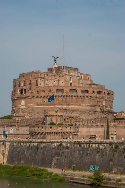 Castel Sant'Angelo in Rome - foto stock