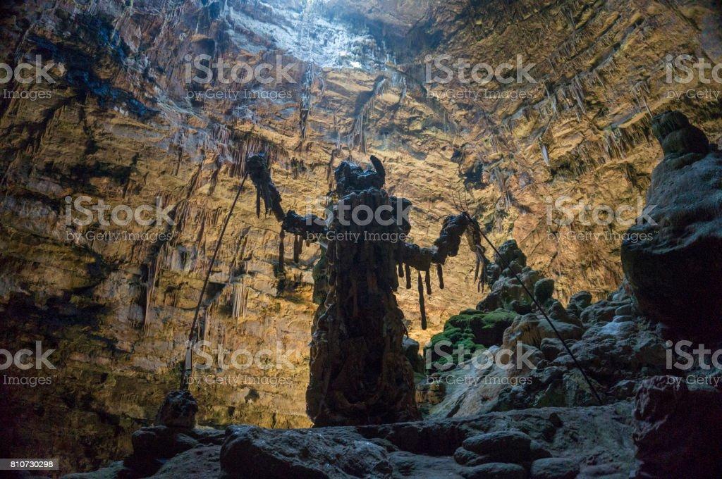 Castellana Grotte, Puglia, Italy stock photo