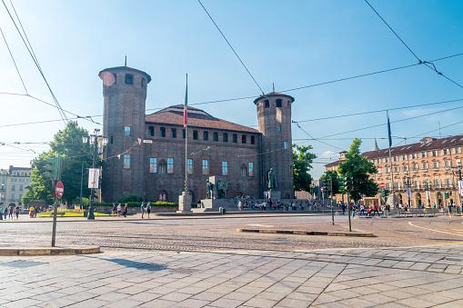 istock Castello degli Acaja. 1160158620