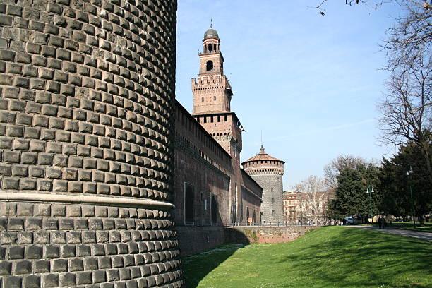 Sforza Castle Da Vinci