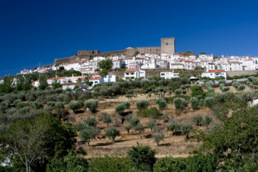 Castelo De Vide - Fotografias de stock e mais imagens de Aldeia