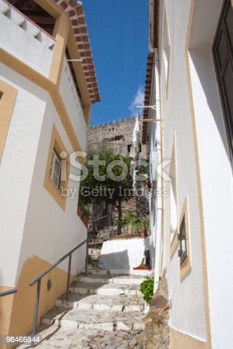 Castelo De Vide Steps Stock Photo & More Pictures of Alentejo