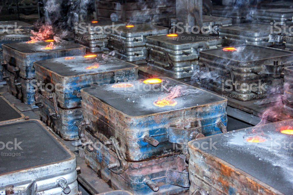Casting Molding And Foundry As The Name Suggests Reusable