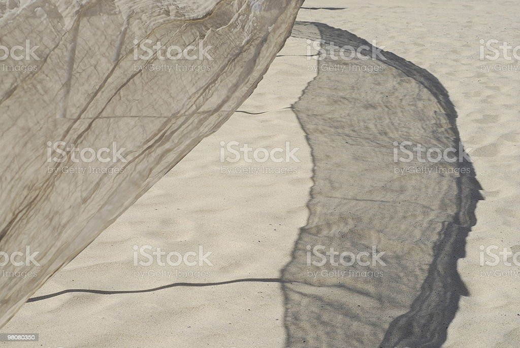 Casting of shadow royalty-free stock photo