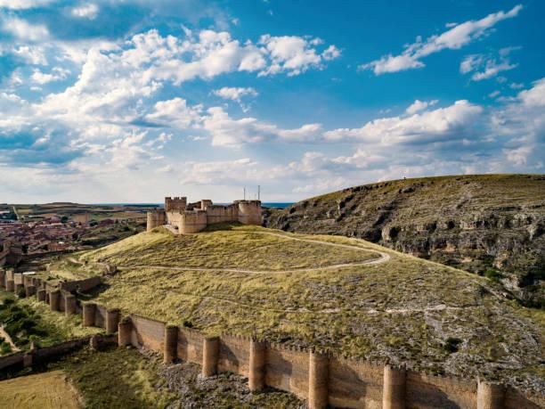 Schloss Berlanga Soria Spanien – Foto