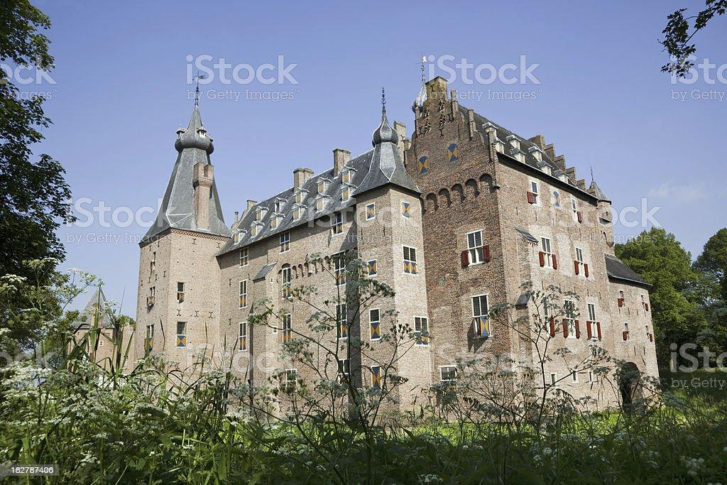 Castle Doorwerth # 1 XXXL stock photo