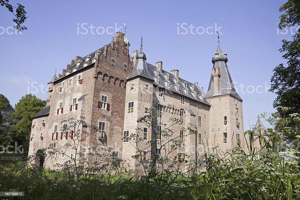 Castle Doorwerth # 3 XXXL stock photo