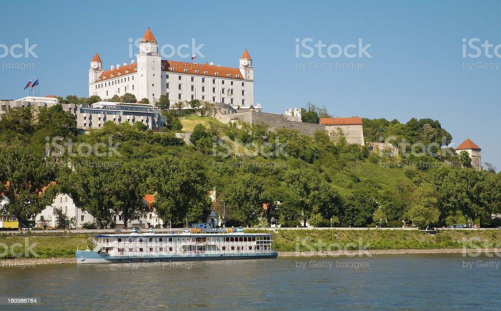 Schlosses in bratislava – Foto