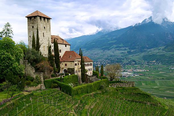 Castle in Südtirol – Foto