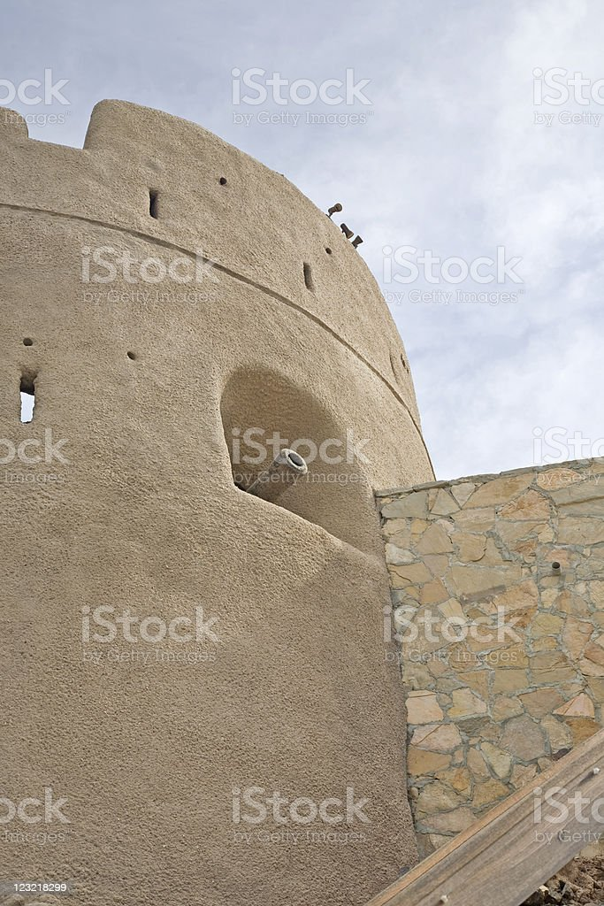 castle in the air royalty-free stock photo