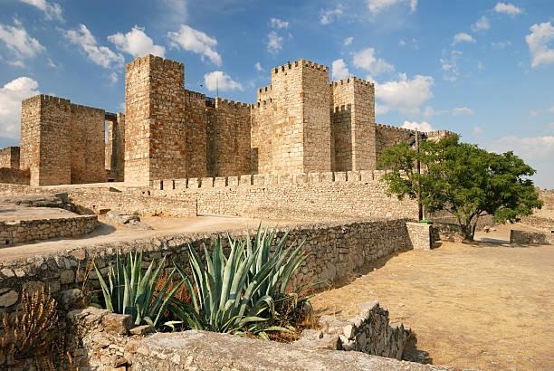 Burg (Alcazaba) in Trujillo – Foto