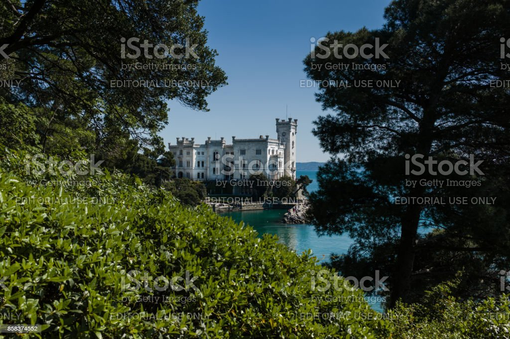 Schloss Miramare Triest – Foto