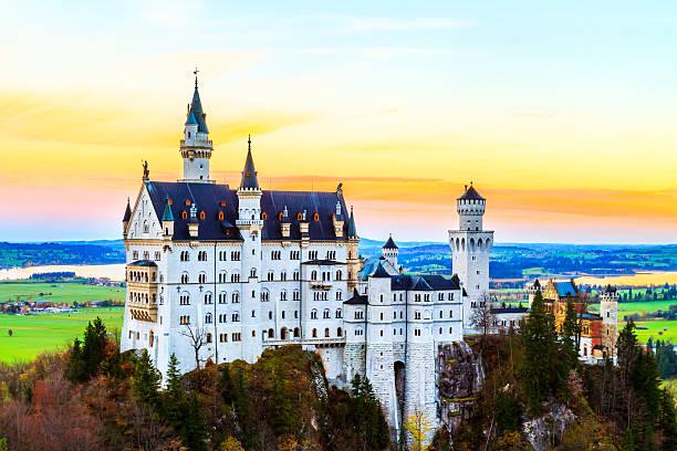 Schloss Neuschwanstein – Foto