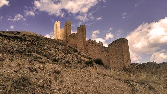 Castle of Albarracin