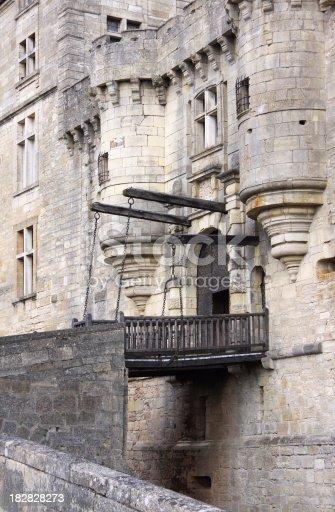 istock Castle of Hautefort,  Dordogne, France 182828273