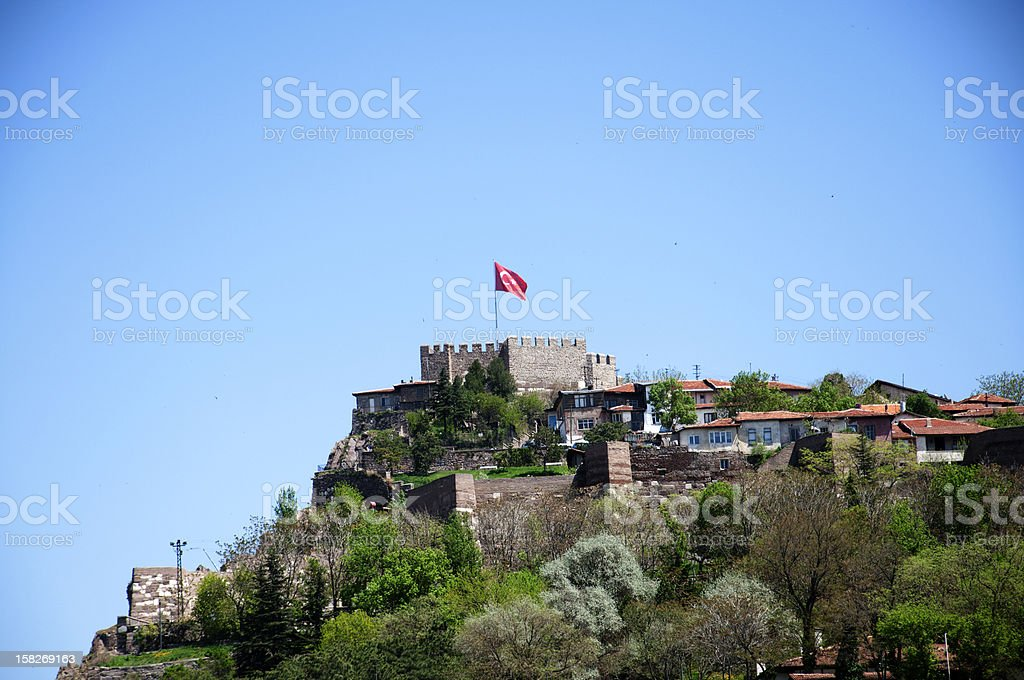 Castillo - foto de stock
