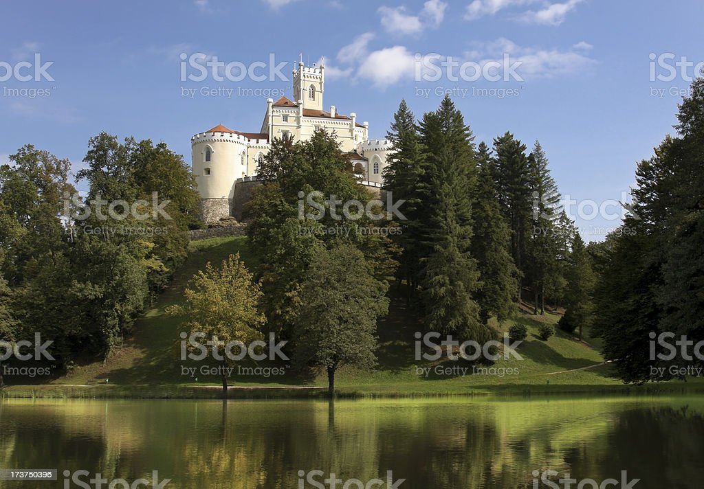 Castle - foto stock
