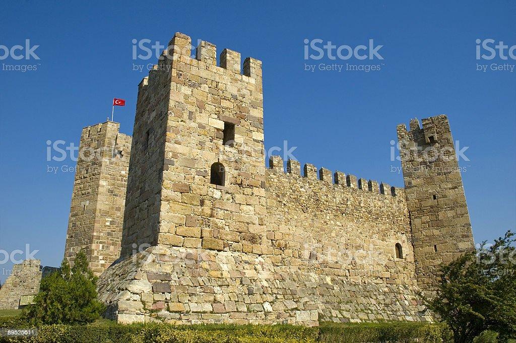 Замок Стоковые фото Стоковая фотография