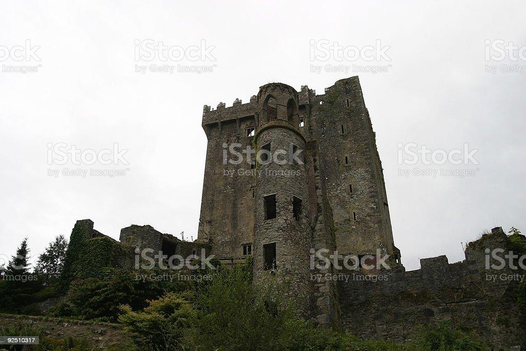 Castle royalty-free stock photo
