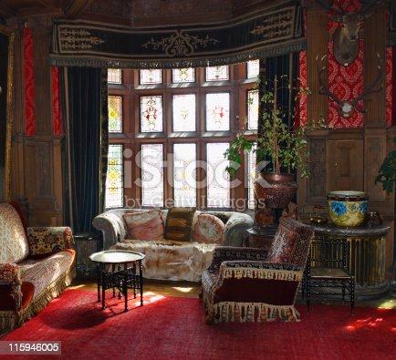 istock Castle room 115946005
