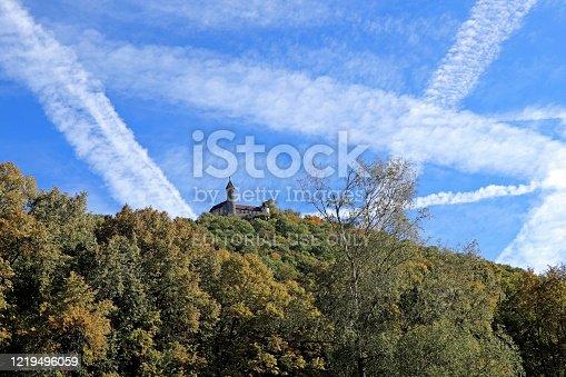istock Castle Teck, Swabian Alb, Germany 1219496059