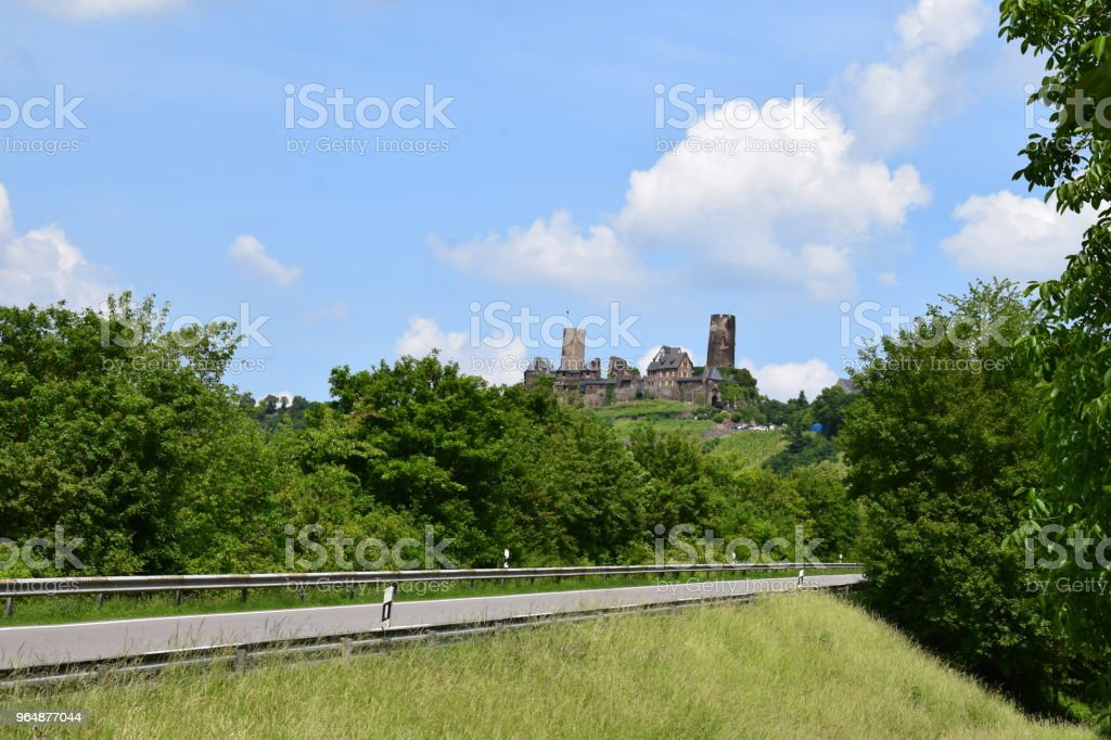 castle Thurant royalty-free stock photo