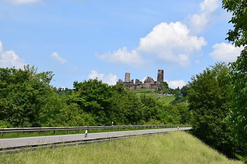 Castle Thurant Stock Photo - Download Image Now