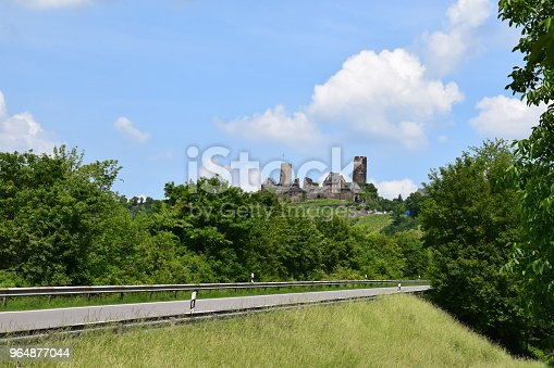 Castle Thurant Stock Photo & More Pictures of Ancient