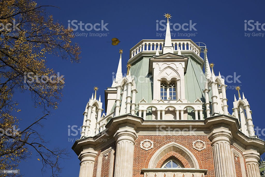 Castle,Caricino royalty-free stock photo