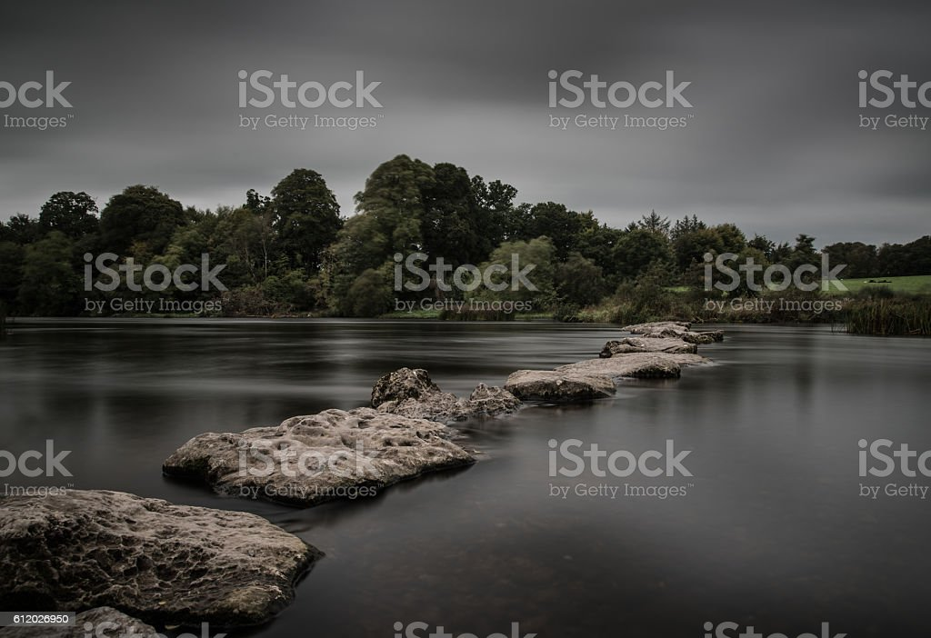 Castleconnell 3-10-0216 stock photo