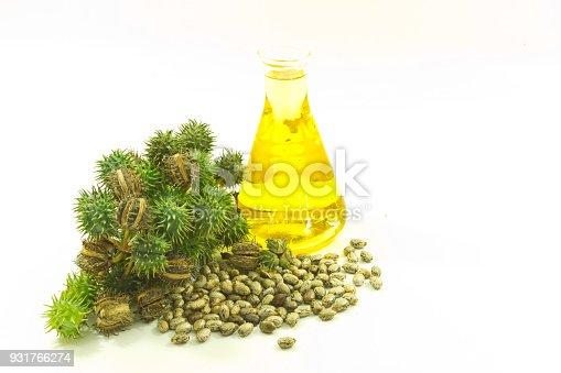 istock Castor oil 931766274