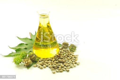 istock Castor oil 931766374
