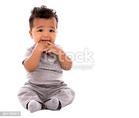 istock casual baby boy 504780372