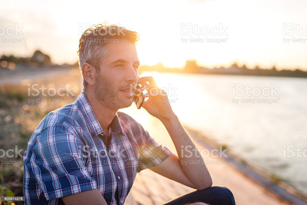 Casual Businessman in the city. foto de stock royalty-free